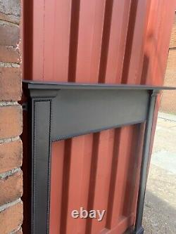 Antique cast iron fire Surround, fireplace, Delivery Free Or £35 Most Uk