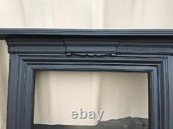 Cast Iron Georgian Style Fire Surround (free Delivery)