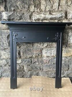 Cast Iron Victorian Fire Surround (free Delivery)