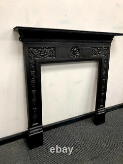 Cast iron Fire Surround Suit Stove DELIVERY FREE OR £35 Uk