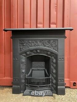 Cast iron fireplace, Woodburning DELIVERY FREE OR £35 Uk