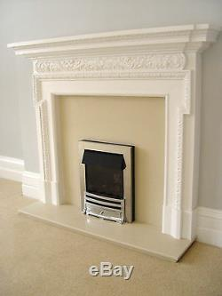 Large fire Surround ideal log burner or with cast iron insert open fire