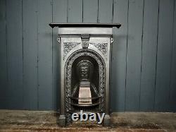 Victorian 19th Century Cast Iron Combination Fireplace (HB 462)