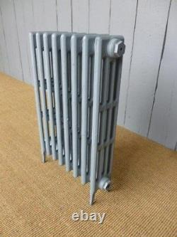 Victorian 4 Column Cast Iron Radiator 8 Sections Long Next Day Delivery