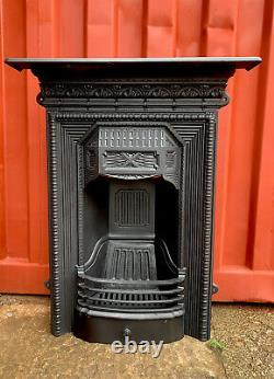 Victorian Cast Iron Fireplace, Fire Surround DELIVERY £35 UK