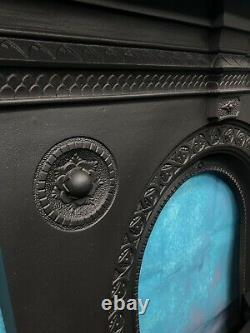 Victorian Cast Iron Fireplace Insert DELIVERY free or £35 most UK