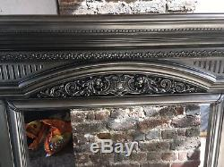 Victorian Cast Iron Fireplace Surround
