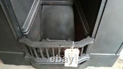 Victorian cast iron fireplace. Can deliver